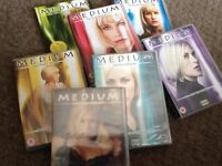 Medium boxsets full series