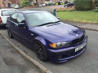 BMW E46 330D 3 series - FSH - 2 owners from new - £2,150ono