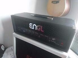 ENGL Fireball E625 60 Watt tube/valve amp head