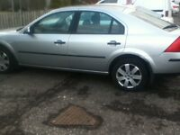 ford mondeo 2litre tdci for spares or repair