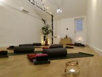Spacious studio to rent Monday to Sunday 9.00-5.00 for massage, Yoga, Dance, Pilates