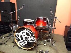 Mapex pro drumkit
