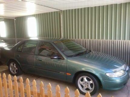 1997 Ford Falcon Sedan Paradise Campbelltown Area Preview
