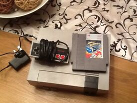 Retro nes with marble madness