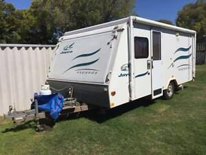 2006 Jayco Expanda Poptop 16.49-1 with Full Annex West Busselton Busselton Area Preview