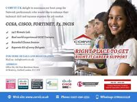 HANDS-ON CCNA & CCNA SECURITY WITH CCIE INSTRUCTOR