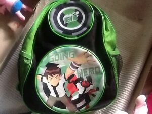 BEN 10 BACKPACK AT ABSOLUTE BARGAIN PRICE. North Sydney North Sydney Area Preview