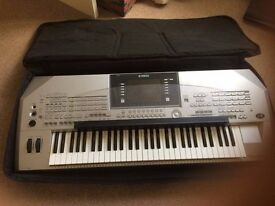 Yamaha Tyros 2 Keyboard in fairly good condition.