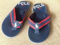 Polo Flip-Flops (size 1)