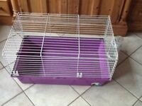 Large indoor rabbit/ Guinea pig cage