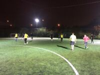 Play Football in Beckton, East London. Casual 7-a-side game available to join