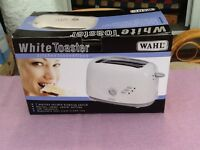 Two slice Toaster by Wahl.