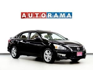 2014 Nissan Altima TECH PKG NAVI LEATHER SUNROOF BACK UP CAM