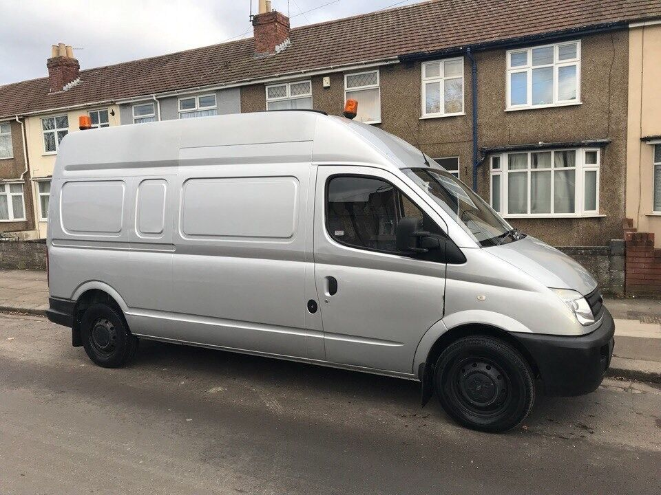 6113d99663 New MOT 12 Month. LDV Maxus 2.5 CDI 3.5t LWB Ex High Roof 4dr ...