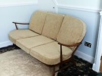 Ercol 3 Seater Sofa