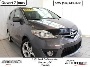 2008 Mazda Mazda5 GT CUIR TOIT AUT MAGS BAS KM TOUTE EQUIPE