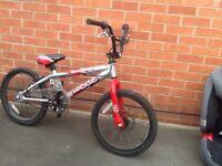Bmx tricks bike