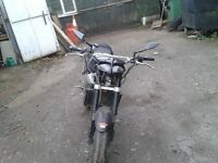 Aprilia rs 125fp naked/street fighter READ ALL ADD BEFORE MESSAGING