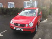 Volkswagen Polo 1.4 SE 3dr Manual Petrol 77 0011 miles and in very good condition.