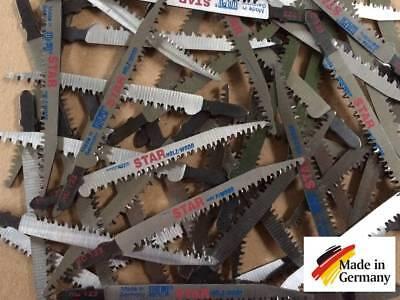 50 Stichsägeblätter T- Schaft Aufnahme für Plexiglas Holz Ref.-No. Bosch T234X