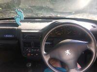 Peugeot 106 Zest 2,
