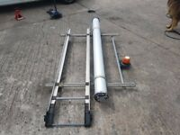 Ford Transit connect roof rack