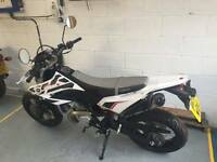 Yamaha WR125X - 1378 Miles - 2014 Model - Like new - Back up for sale after due to time waster