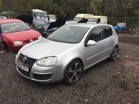 2005 Volkswagen Golf Gt Tdi 2.0 Diesel * FULL GTI KIT*