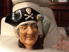 Collectors Royal Doulton Toby Jug