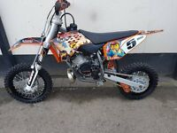 Ktm sx 50cc auto 2015 model (IMACULATE CONDITION) READY TO RACE