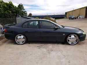 2002 Holden VX Series II Commodore Toowoomba Toowoomba City Preview