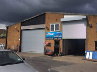 CAR GARAGE, MECHANICS, BODY REPAIR, BOOTH SPRAYING
