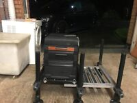 Rive D36 seatbox and many extras
