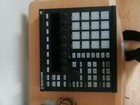 Maschine mk2 with software native instrument