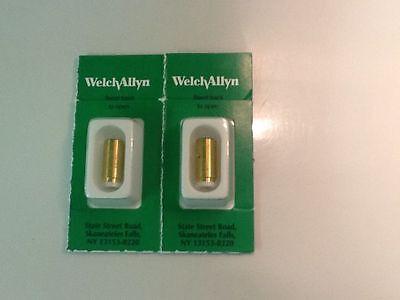 Welch Allyn 04900-u 3.5v Halogen Lamp Genuine Still In Package Each