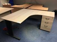 Job lot office and home desks
