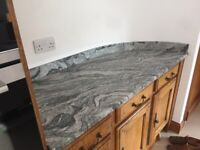 Discounted Prices of Luxury Cosmic White Granite Worktops Countertops with Best Service