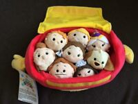 Genuine Disney Store Tsum Tsum Set