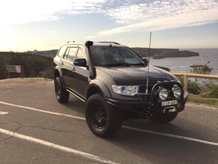 2012 Mitsubishi Challenger LS Auto 4x4 Tourer Balgowlah Heights Manly Area Preview