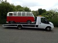 Essex Car Transport & Recovery Services - Breakdown, Classic Car Delivery