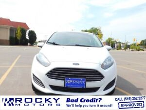 2014 Ford Fiesta - BAD CREDIT APPROVALS