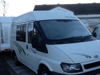 Ford Transit Converted Campervan 2006 - Good Condition