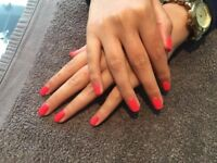 Nail extensions Shellac manicures and pedicures