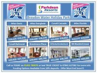 BLUE CROSS SALE - Static Caravan For Sale IN Great Yarmouth - Norfolk - East Coast