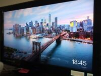 """32"""" 1080p FullHD TV with multiple HDMI ports"""