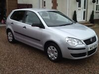 2009 VW POLO 1.2 PETROL EXCELLENT CONDITION