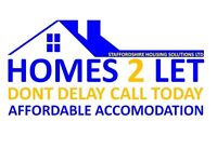 COMERCIAL UNIT - HANLEY - STOKE ON TRENT - LOW RENT - NO DEPOSITS - EXCELLENT SIZ