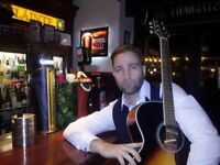 Musician for your perfect occasion, oldies, evergreens, covers, singalongs