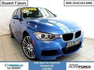 2013 BMW 3 Series 335i xDrive M Package MANUELLE