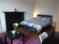 Bright spacious double room available